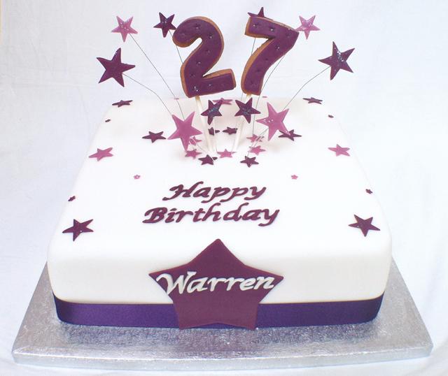 Поздравления с днём рождения в 27 лет 53