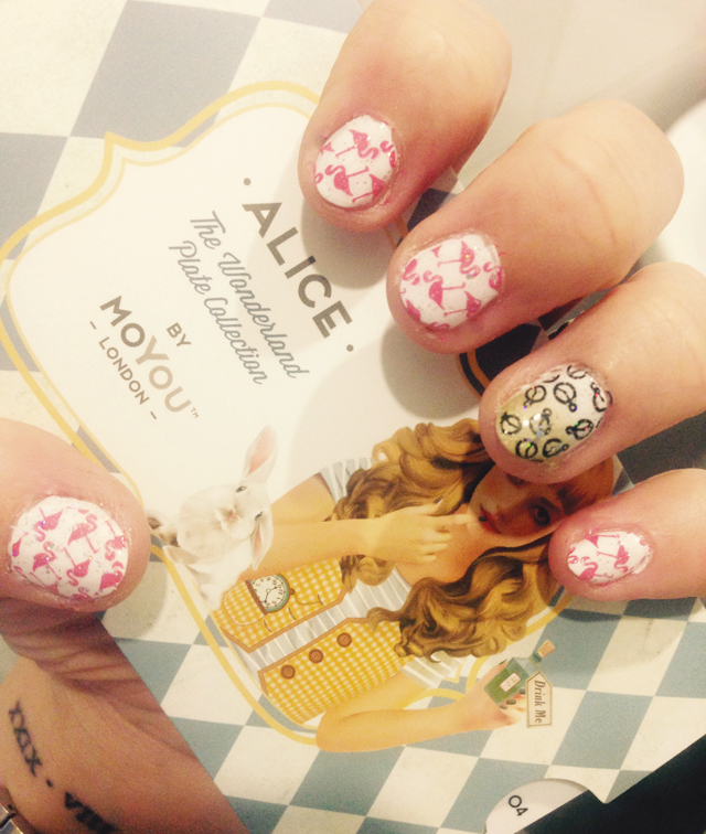 Emoji Nail Art And Some New Kit From Moyou: I Love Nail Art