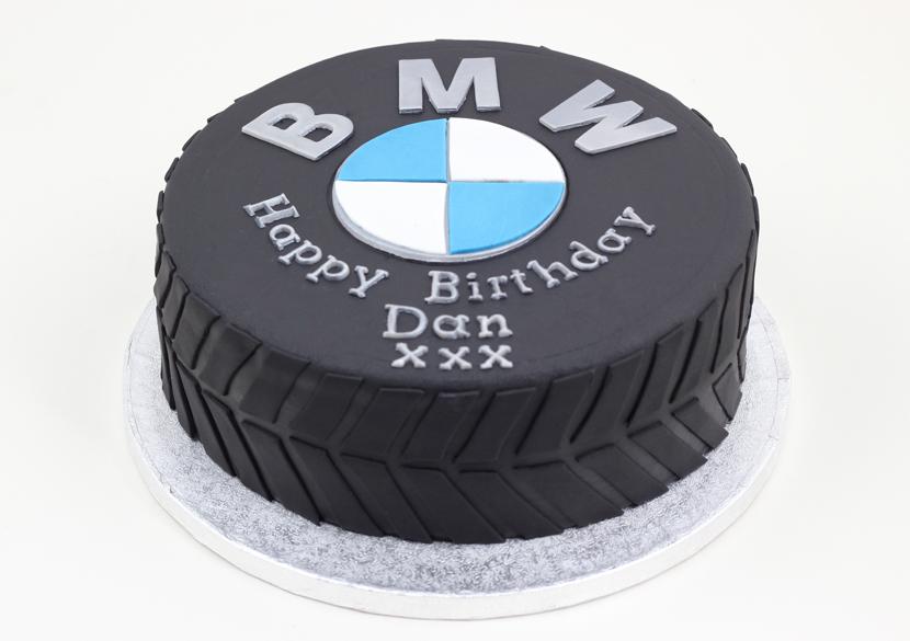 Bmw Tyre Cake Cakey Goodness