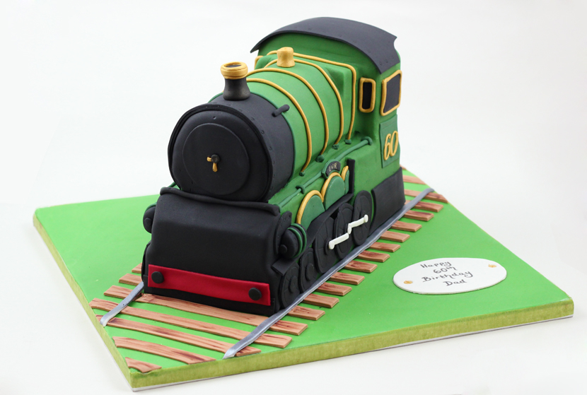 Train Engine Cake Images : cake Archives - Page 2 of 4 - Cakey Goodness