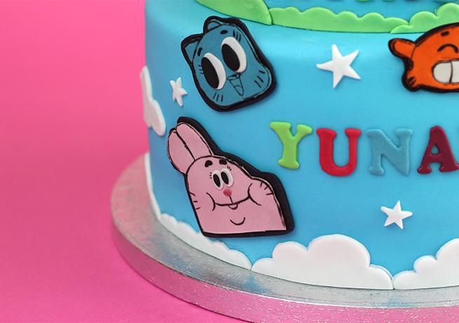 Adventure Time Cake Topper Uk