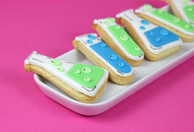 Science-Cookies