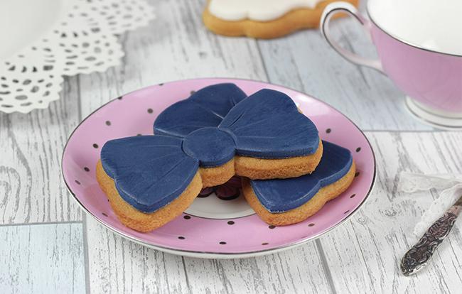 Bow-Tie-Cookies