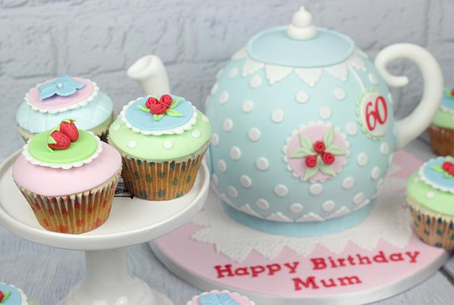 Shabby Chic Cupcakes 11