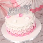 Pink-Ombre-Flower-Cake-4