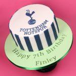 Tottenham Hotspur Cake