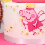 Magical Princess Peppa Pig Cake