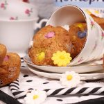 Mini Egg Rock Cakes