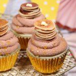 Mini Pancake Cupcakes