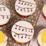 Stranger Things Cupcakes