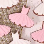 Ballerina Dress Biscuits