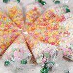 Rainbow Sweetie Cones