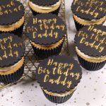 Umrah Mubarak & Birthday Cupcakes