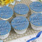 Hero Cupcakes
