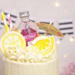 Gin O'Clock Cake