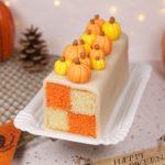 GBBO Bake Along 2020 – Autumnal Battenberg Cake