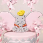 Cute Dumbo inspired cake
