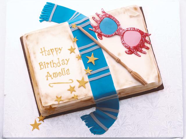 Luna Lovegood Cake