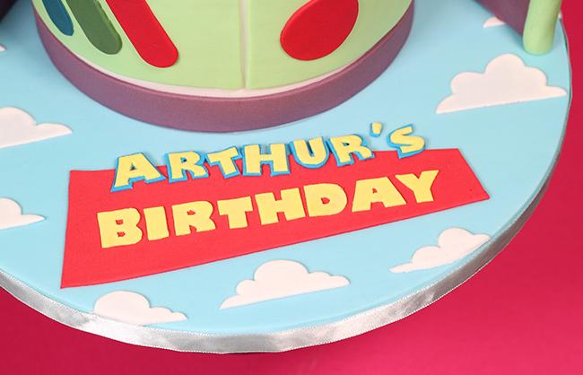 Sensational Buzz Lightyear Cake Cakey Goodness Funny Birthday Cards Online Inifodamsfinfo